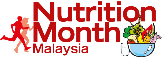 Nutrition Month Malaysia Logo