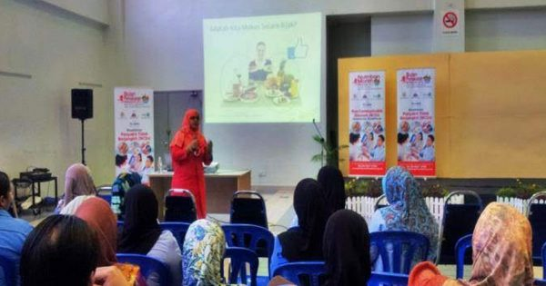 NCDs Awareness Roadshow 2013 – MPAJ Workplace