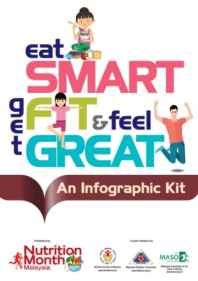 Eat Smart, Get Fit and Feel Great
