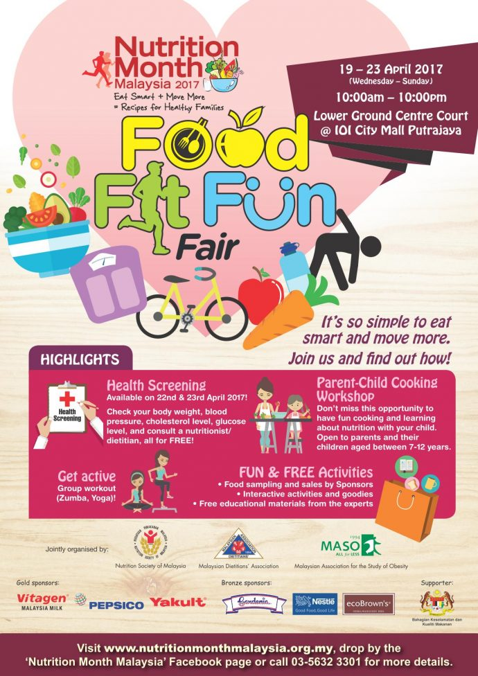 Food-fit-fun fair 2017 Flyer