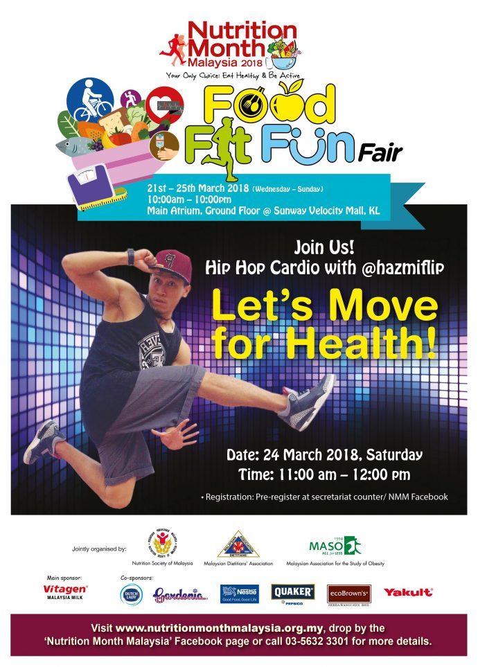 Let's move for health