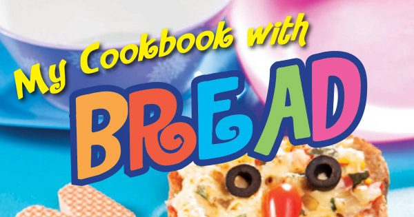 My Cookbook With Bread