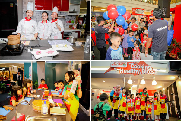 Nutrition Month Malaysia 2016