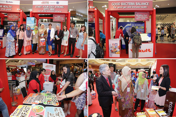 Nutrition Month Malaysia 2018 Photos
