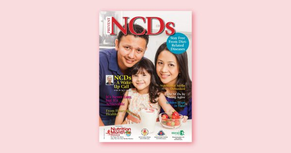 Prevent NCDs: Stay Free From Diet-Related Diseases