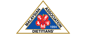 Malaysian Dietitians' Association Logo