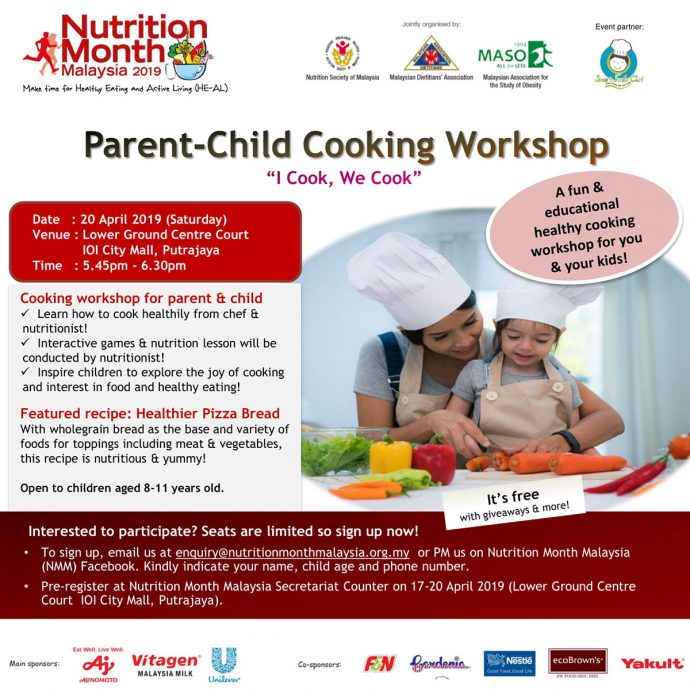 Parent-Child Cooking Workshop