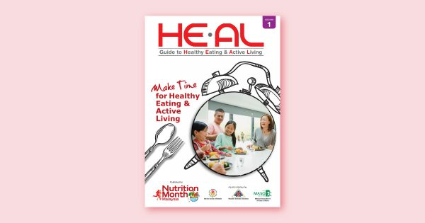 HE-AL: Guide to Healthy Eating & Active Living