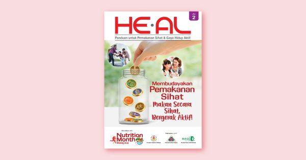 HE-AL Jilid 2: Panduan untuk Pemakanan Sihat & Gaya Hidup